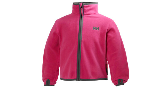 Helly Hansen Daybreaker Fleece Jacket Kids Magenta